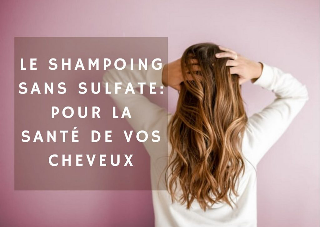 shampooing sans sulfate